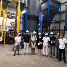 Biomass Gasifier Furnace for Drying Machine